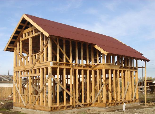 Строительство каркасного дома. Проверьте, какие возможности есть и сколько стоит