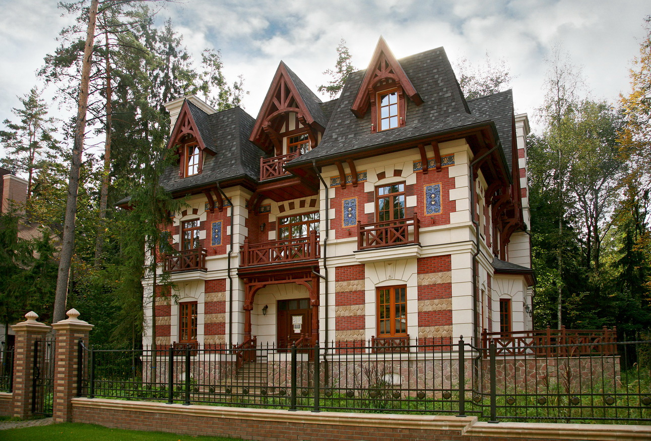 загородное элитное жилье
