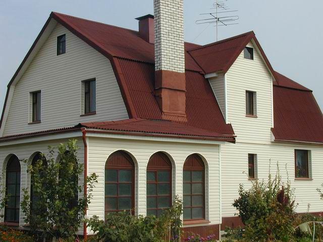 Легкая крыша