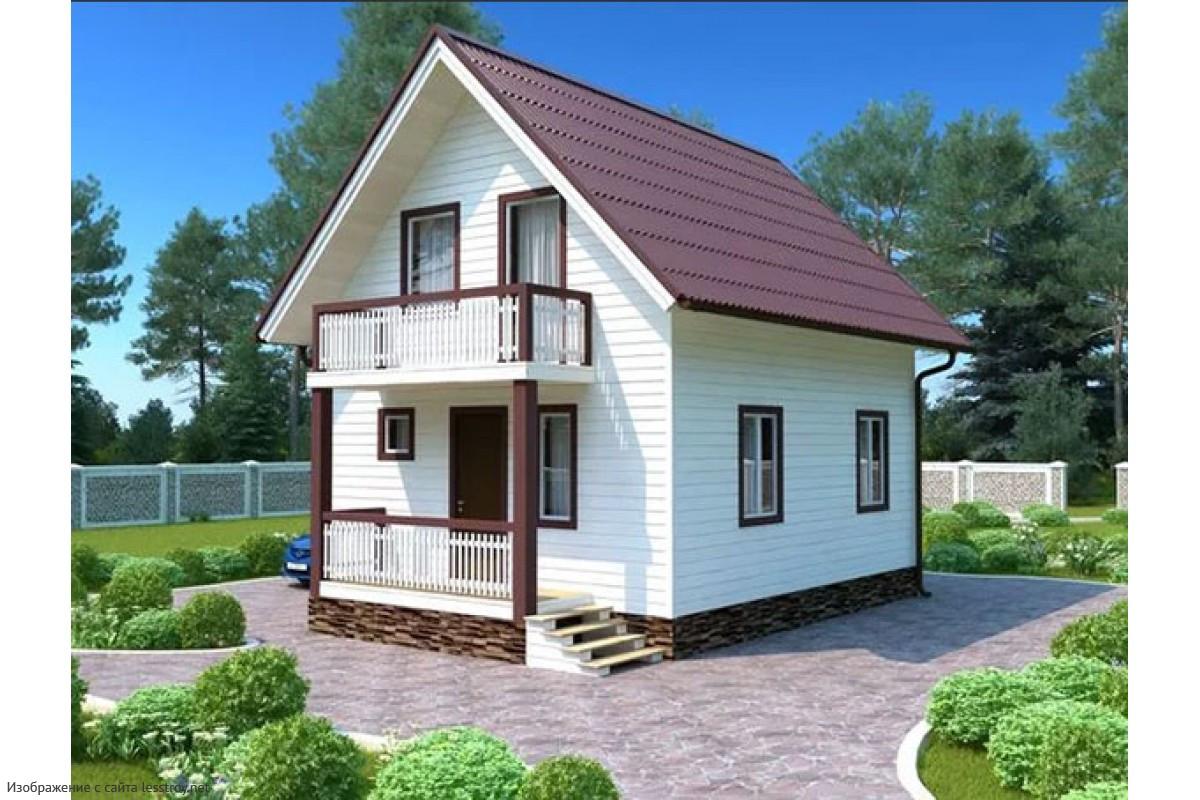 Двухэтажные жилые дома в Курске и Курской области